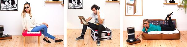 Muffin či rádio na sedenie? Vyskúšajte! | Kivvi architects
